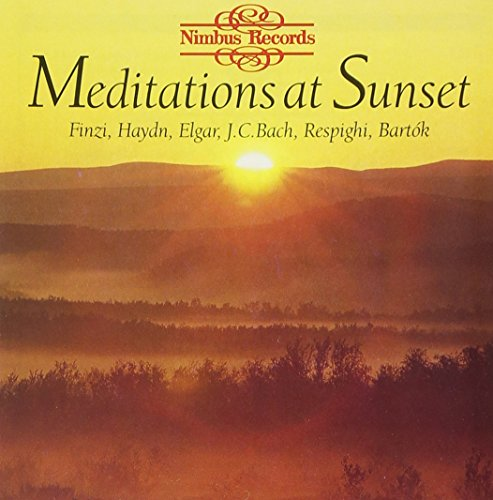 Cover of Meditations at Sunset / Various
