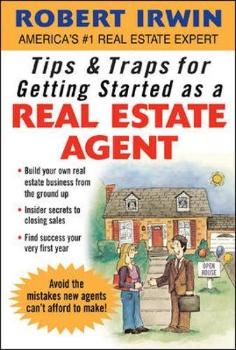 Tips & Traps for Getting Started as a Real Estate Agent (Tips and Traps) pdf