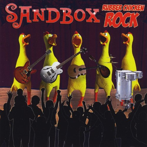 Price comparison product image Rubber Chicken Rock by Sandbox (2013-08-03)