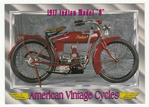 1917 Indian Motorcycle - 4