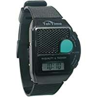 Square III Talking Wrist Watch