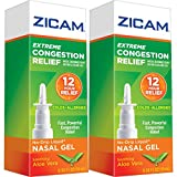 sinus nose spray - Zicam Extreme Congestion Relief Nasal Spray, 0.5oz. Bottles (Pack of 2), Fast Powerful Relief for Nasal Congestion from Colds or Allergies