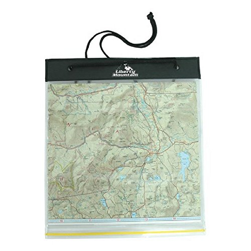 Amazon.com: Liberty Mountain Watertight Map Case (11 x 12.5 ... on water case, telescope case, pistol holster case, hat case, phone case, game case, clock case, cap case, filter case,