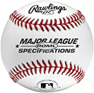 Rawlings Major League Specifications Baseball, Pack of 12