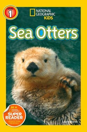 National Geographic Readers: Sea Otters