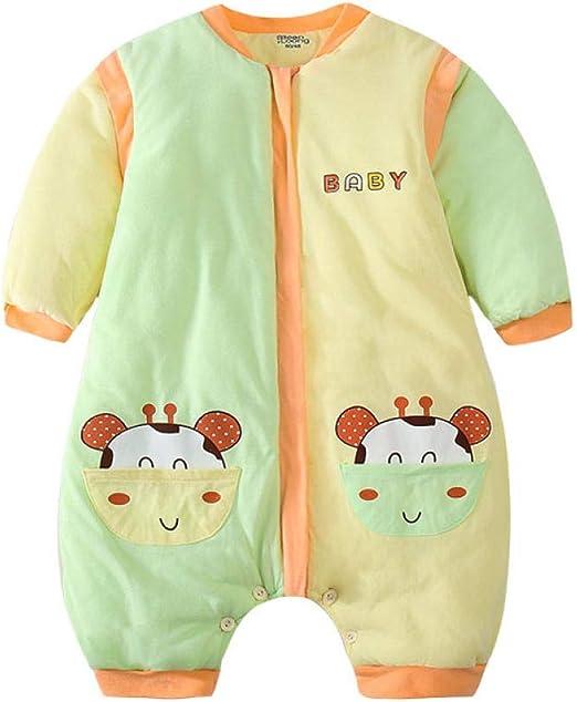HI SBM per Saco de Dormir para Bebés de,Algodón Acolchado Bebé ...