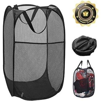 Amazon Com Pop Up Laundry Hamper Laundry Basket Bag With