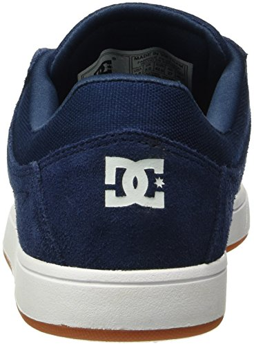 DC Herren Crisis Low-Top Blau (navy/gum - Ngm)