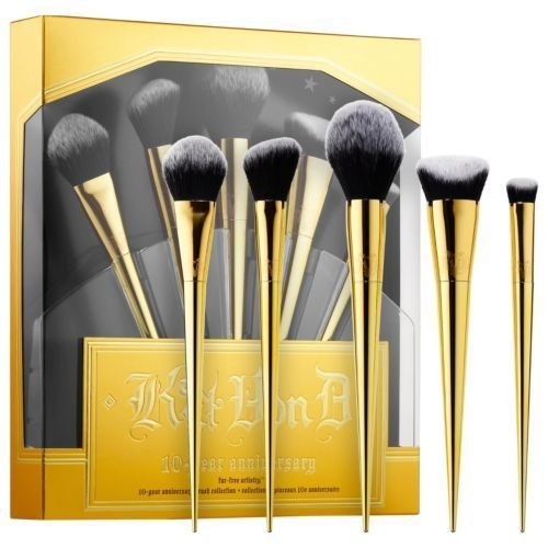 KAT VON D 10TH Anniversary Brush Set