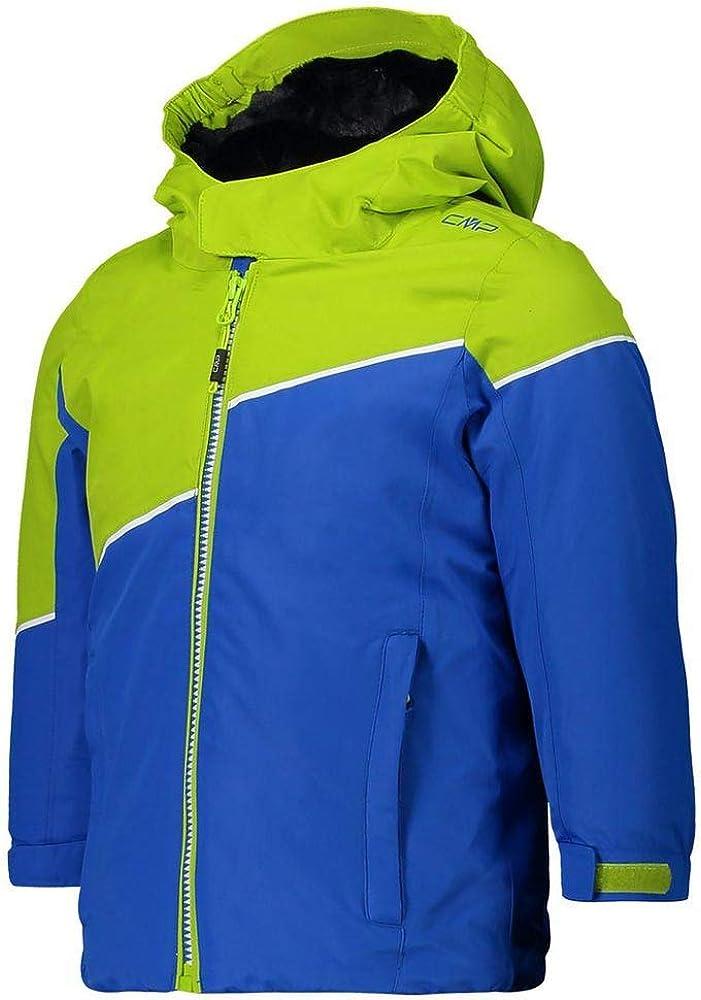 CMP Kinder Fix Hoodie Jacke Skijacke Wintersport Jacke