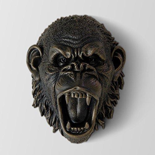 PinWei_ American creative stereo wall-mounted animal head an