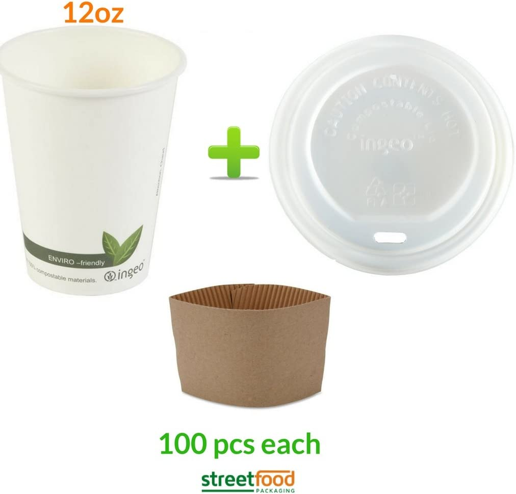 Foam Cups Disposables packaging and tableware 100% recyclable