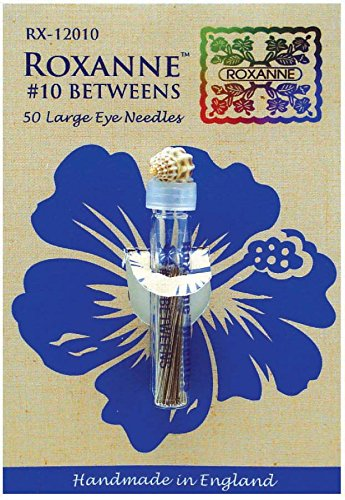 (Roxanne Betweens Hand Needles 50/Pkg-Size 12)