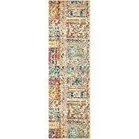 Unique Loom Alta Collection Multi 2 x 7 Runner Area Rug (2 x 6 7)