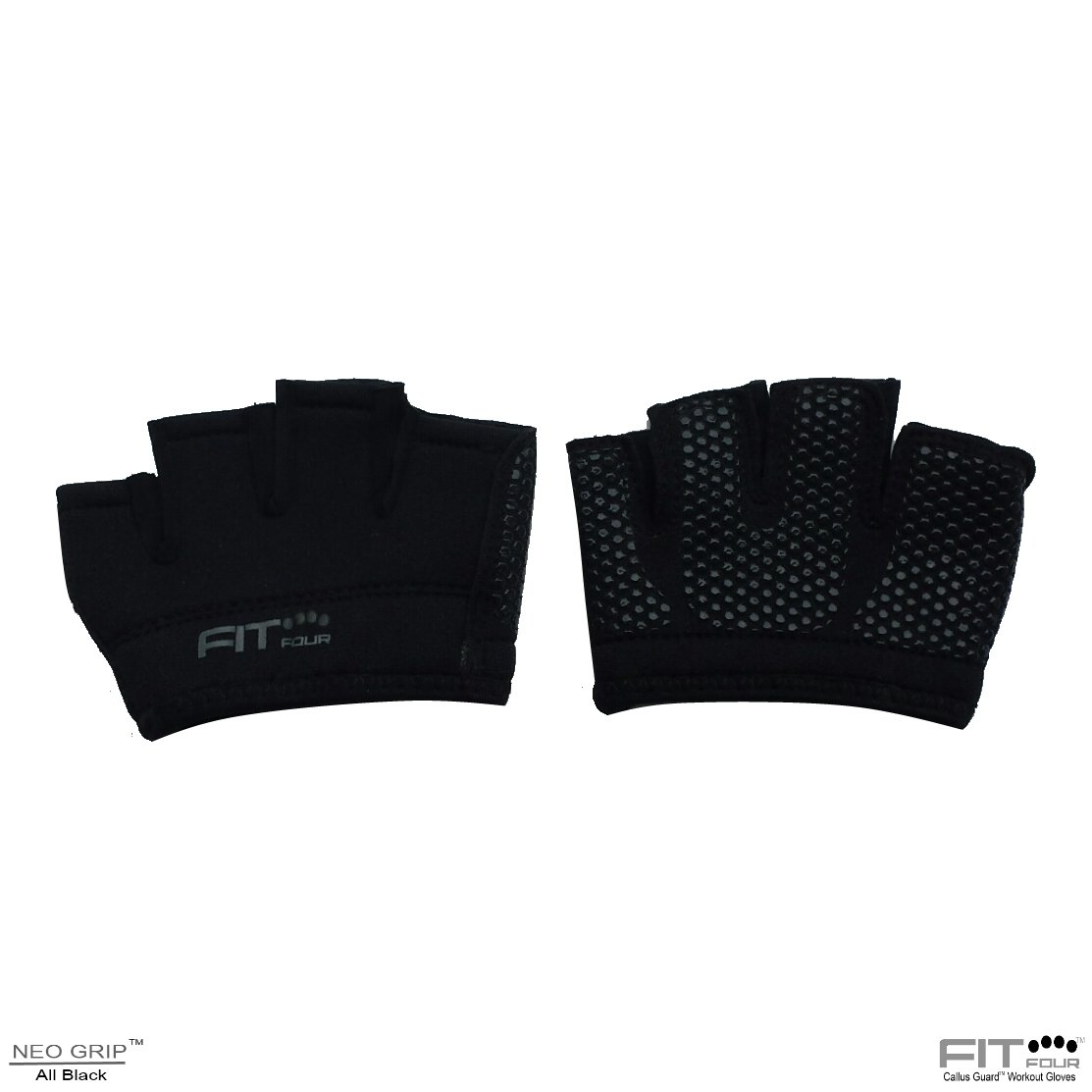 Fingerless gloves edmonton - The Neo Grip Glove Fit Four Callus Guard Fitness Gloves For Cross Training Weightlifting Yoga Enhanced Grip Palm Gloves Amazon Canada