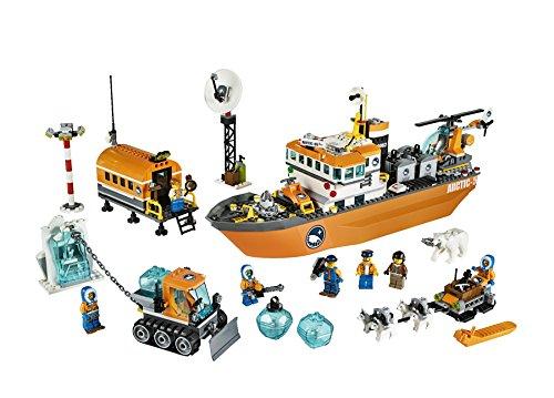 Lego City ice breaker ship 60062
