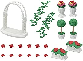 Amazon.es: Sylvanian Families - 5361 - Set flores del jardín: Juguetes y juegos
