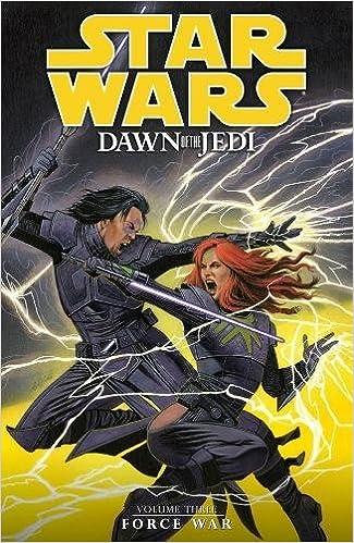 Star Wars: Dawn of the Jedi Volume 3 Force War: John