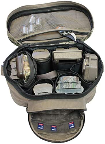 HORN HUNTER- Hunting/Trail Camera Case Bag