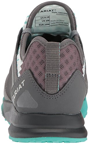 Gray Turquoise Mesh AriatAriat AriatAriat Ombre Turquoise xqORwfYt