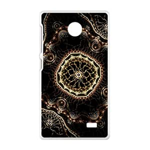 Artistic fractal abstract design Cell Phone Case for Nokia Lumia X