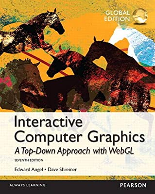 Interactive Computer Graphics with WebGL: Global Edition by Pearson Education Limited