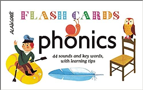 Phonics - Flash Cards: 44 sounds and key words, with ...