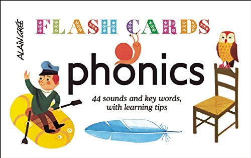 Phonics - Flash Cards: 44 sounds and key words, with learning ()