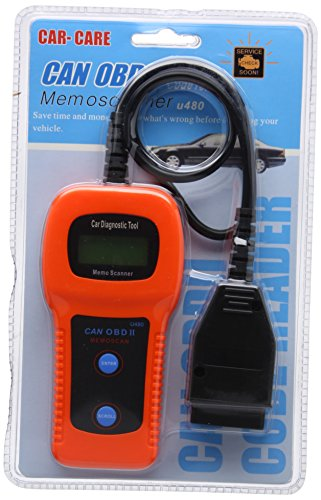 U480 Engine Scanner Trouble Reader product image