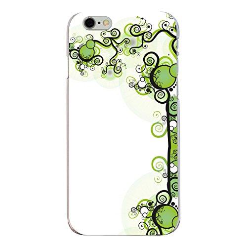 "Disagu Design Case Coque pour Apple iPhone 6s Housse etui coque pochette ""Schwarz-Grüne Ranken"""