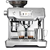 Breville Oracle Touch Touchscreen Dual Boiler Super-Automatic Espresso Machine w/PID Control - BES990BSS