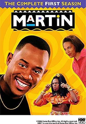 Martin: Season 1 (Martin Lawrence Comedy Dvd)