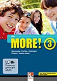 MORE! 3 DVD