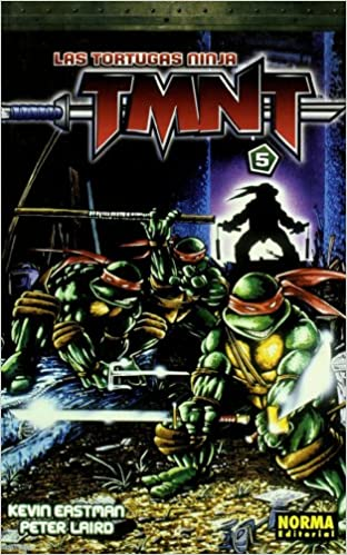 LAS TORTUGAS NINJA 5 (CÓMIC USA): Amazon.es: Kevin Eastman ...