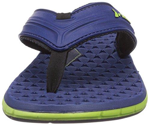 Rider Next - Sandalias de goma para hombre azul - Blau (Green/Blue 22497)