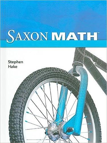 Saxon math intermediate grade 3 saxon publishers 9781600325342 saxon math intermediate grade 3 1st edition fandeluxe Gallery