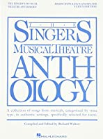 The Singer's Musical Theatre Anthology Teen's Edition Mezzo-Soprano/Alto/Belter (Singers Musical Theater Anthology: Teen's Edition)