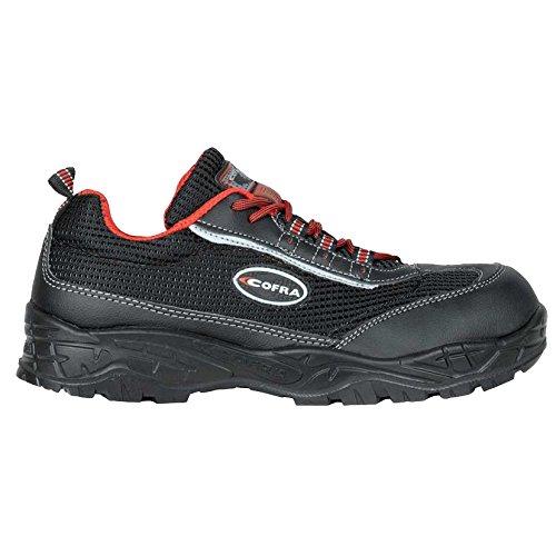 S1 00 Shoes 22192 w47 Safety 47 Src Cofra Gr Nero P Gorge OXqAnw5gx