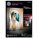 HP CR672A Papier photo premium plus A4 Brillant