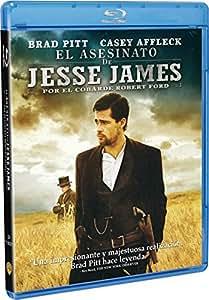 El Asesinato De Jesse James Por El Cobarde Robert Ford [Blu-ray]