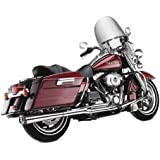 SuperTrapp Chrome 2-into-1 SuperMegs Exhaust System 82871453