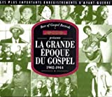 La Grande Epoque du Gospel 1902 - 1944 by Clara Smith (2002-10-04)