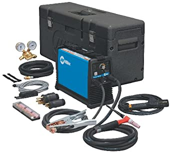 TIG Welder, DC, Maxstar 150 STH, 115/230VAC: Tig Welding Equipment ...