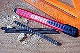 STKR Concepts Mechanical Carpenter Pencil w / 3 pcs