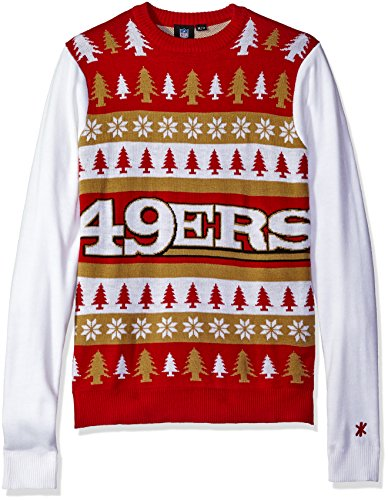 6b9945f088e San Francisco 49ers Ugly Sweaters