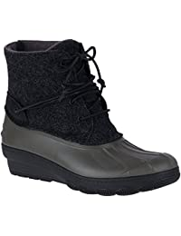 Saltwater Wedge Tide Wool Duck Boot