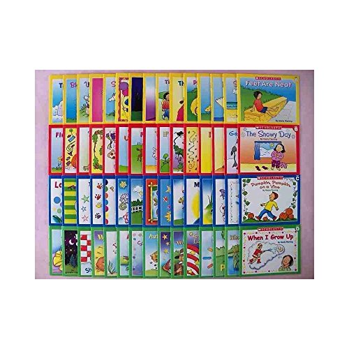 New Lot 60 Children's Books Leveled Early Guided