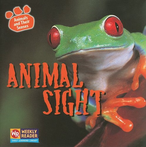 Read Online Animal Sight (Animals and Their Senses) ebook