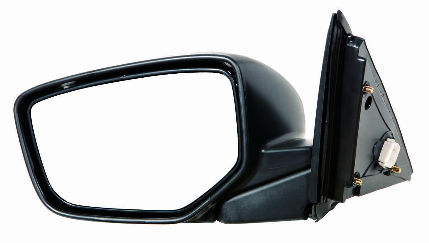 Gold Shrine for Honda Accord Coupe Power Heated Side Door Mirror 2008 2009 2010 Passenger Right Side Replacement