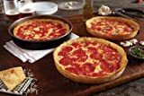6 Lou Malnati's Chicago-style Deep Dish Pizzas (3 Sausage & 3 Pepperoni)
